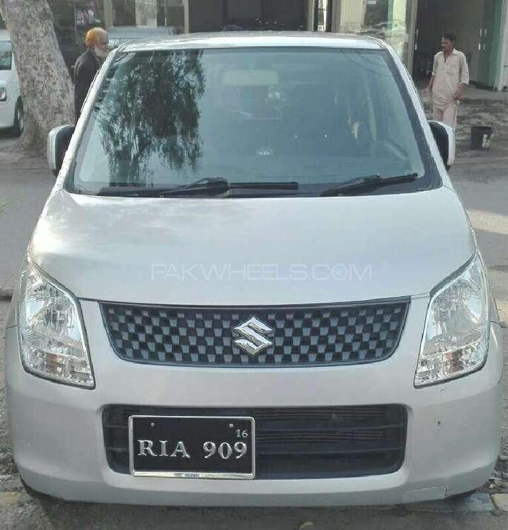 Suzuki Wagon R FA 2012 Image-1