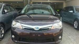 Toyota Corolla Axio Hybrid 1.5 2013 for Sale in Peshawar