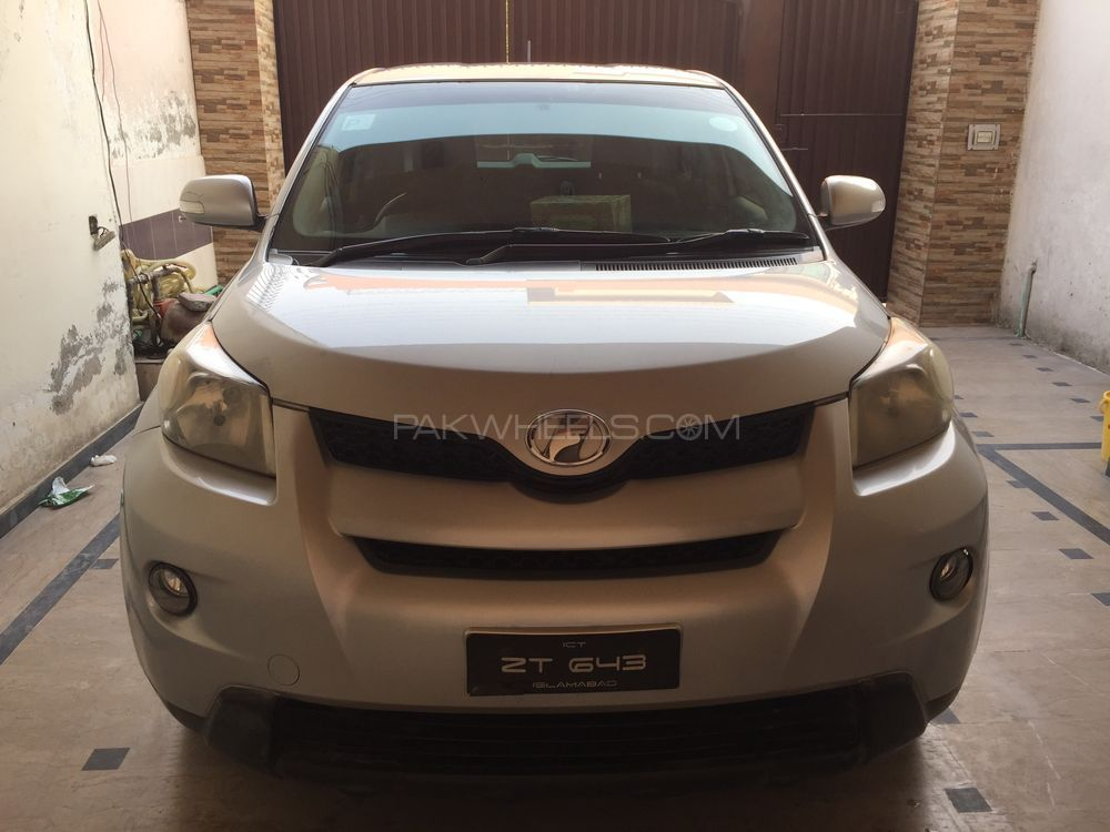 Toyota IST 150X C Package 2010 Image-1