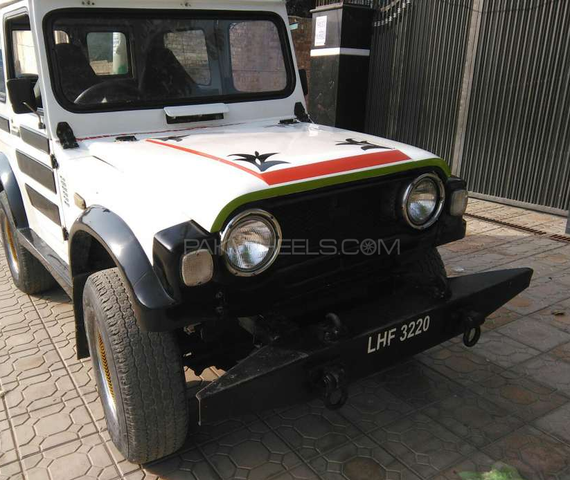 Jeep Other 1982 Image-1