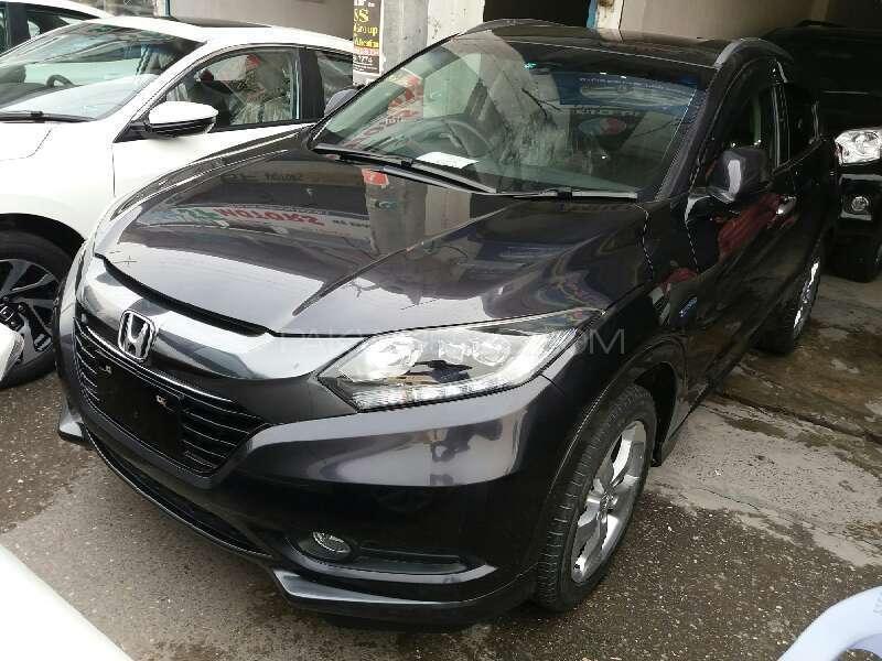 Honda Vezel Hybrid Z 2013 Image-1