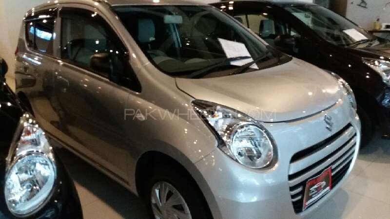 Suzuki Alto Eco ECO-S 2014 Image-1