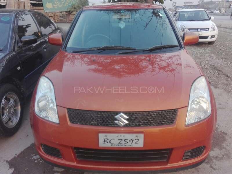 Suzuki Swift XG 1.3 2004 Image-1