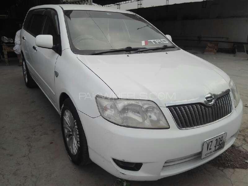 Toyota Corolla Fielder X 2006 Image-1