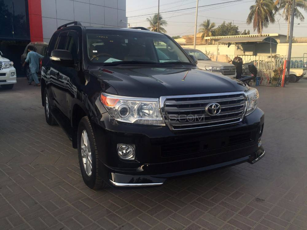 toyota land cruiser ax g selection 2013 for sale in. Black Bedroom Furniture Sets. Home Design Ideas