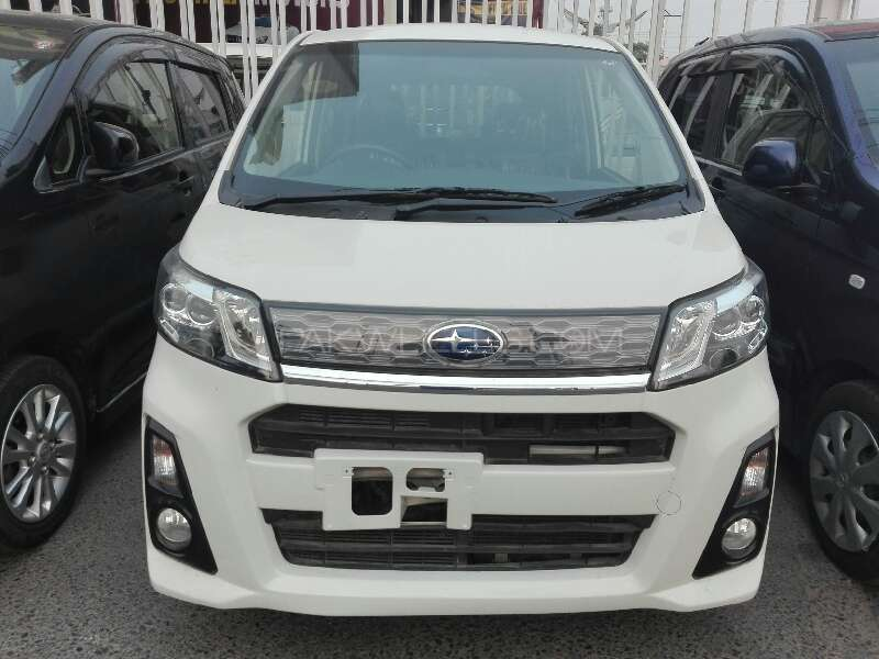 Subaru Stella 2013 Image-1