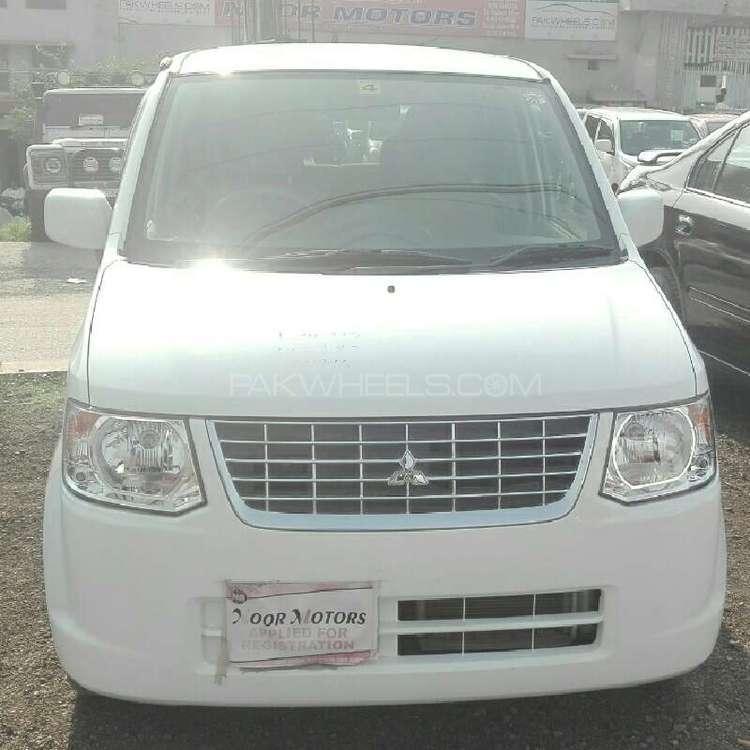 Mitsubishi Ek Wagon G 2013 Image-1