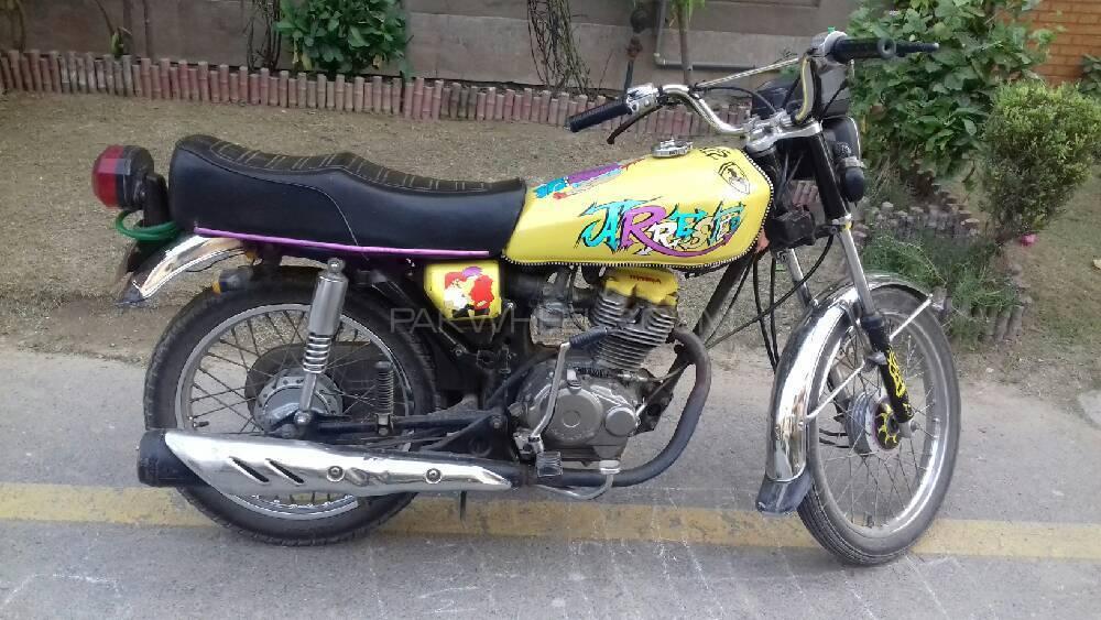 Honda CG 125 2000 Image-1