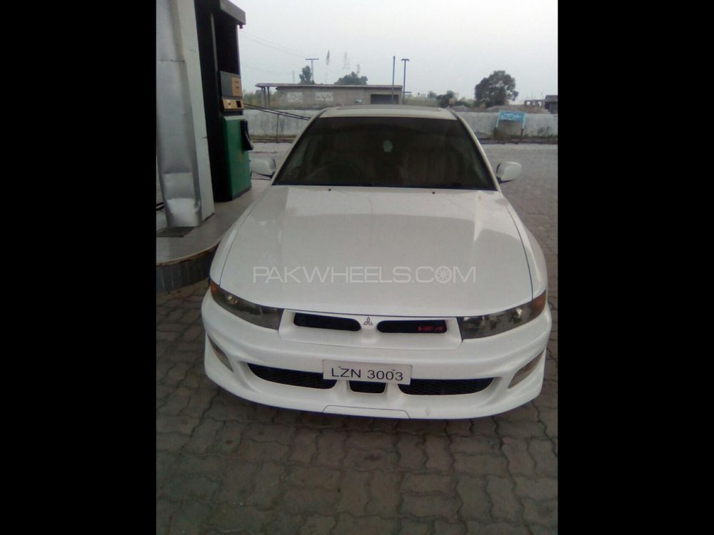 Mitsubishi Galant 2.5 VR-4 2004 for sale in Islamabad | PakWheels