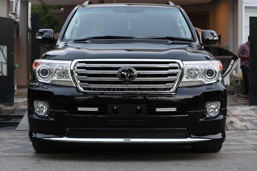 toyota land cruiser zx 2012 for sale in lahore pakwheels. Black Bedroom Furniture Sets. Home Design Ideas