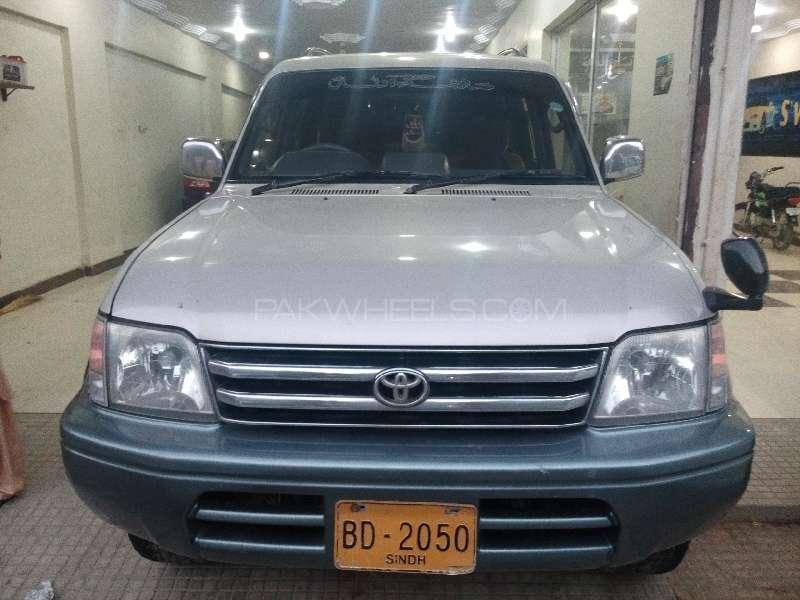 Toyota Prado TZ 3.0D 1995 Image-1
