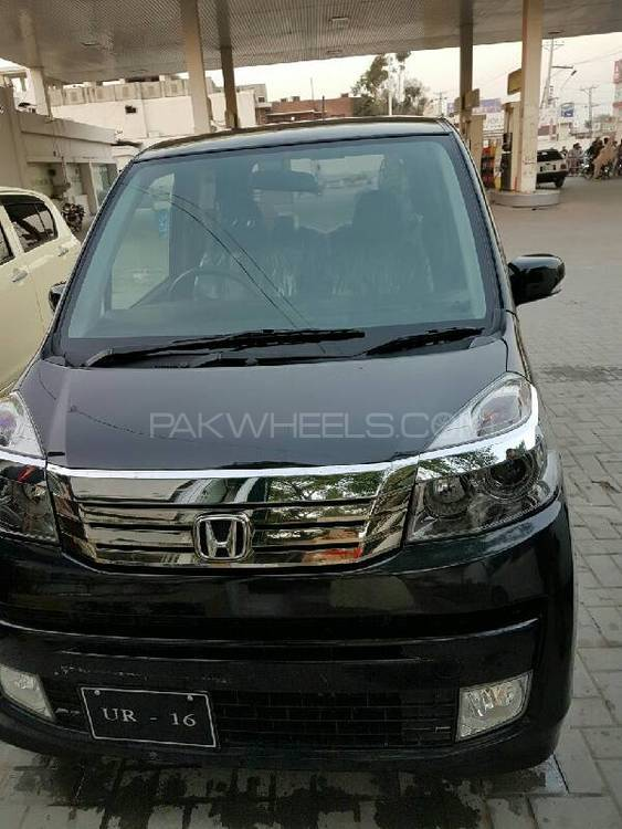 Honda Life Diva 2013 Image-1