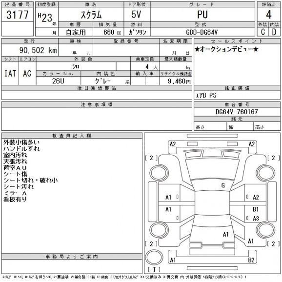 Mazda Scrum PU 2011 Image-1