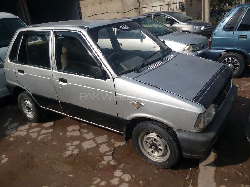 Suzuki Mehran VX 2002 Image-1