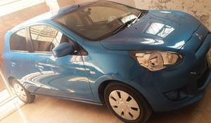 Mitsubishi Mirage 2014 for Sale in Lahore
