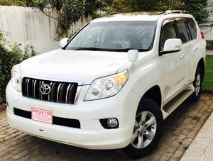 Toyota Prado TX 2.7 2011 for Sale in Islamabad