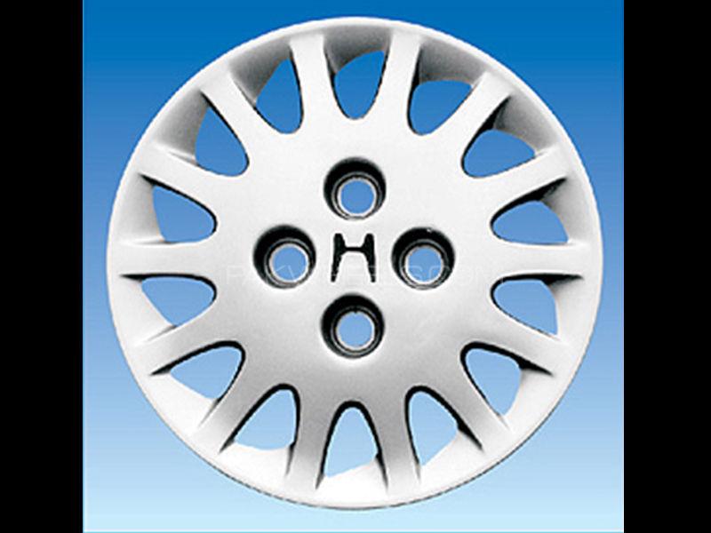 "Biturbo Honda Wheel Covers 13"" -  BT-93 Image-1"