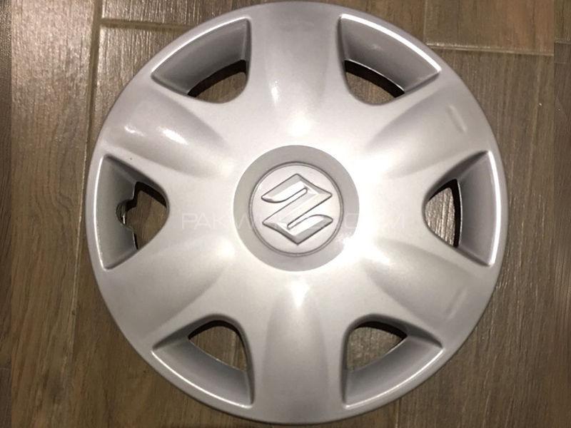 """Biturbo Suzuki Wheel Cover 13"""" - BT-2033 Image-1"""