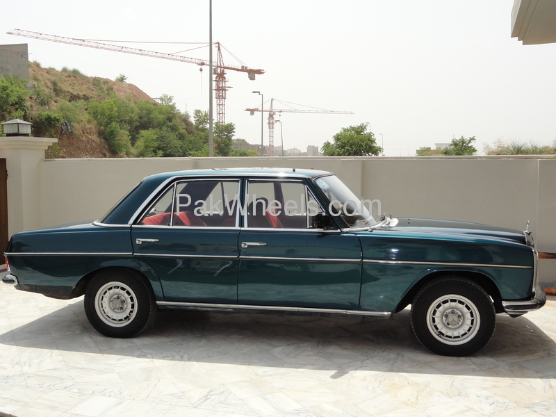 Mercedes Benz D Series 1973 For Sale In Islamabad Pakwheels