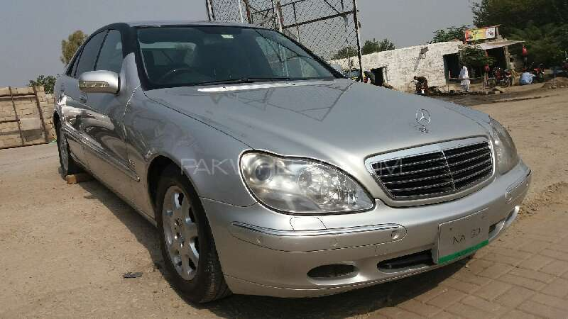 Mercedes benz s class s500 2002 for sale in islamabad for 2002 s500 mercedes benz