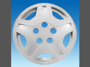 "Biturbo Wheel Covers 14"" - BT-434 in Lahore"