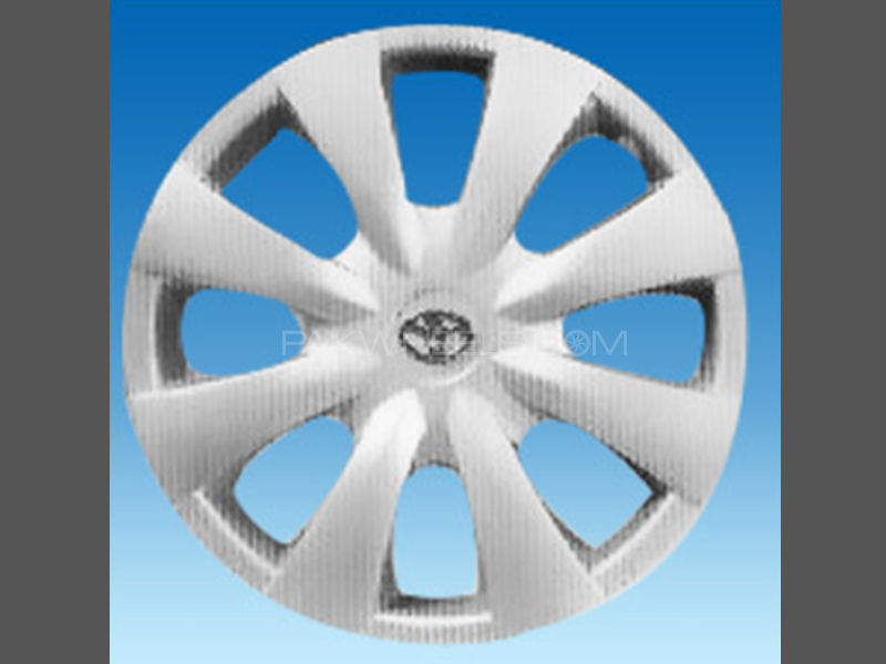 "Biturbo Toyota Wheel Covers 12"" , 13"" - BT-5015 Image-1"