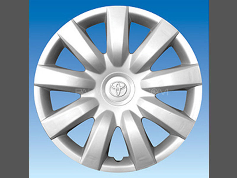"Biturbo Toyota Wheel Covers 13"" - BT-4015 Image-1"