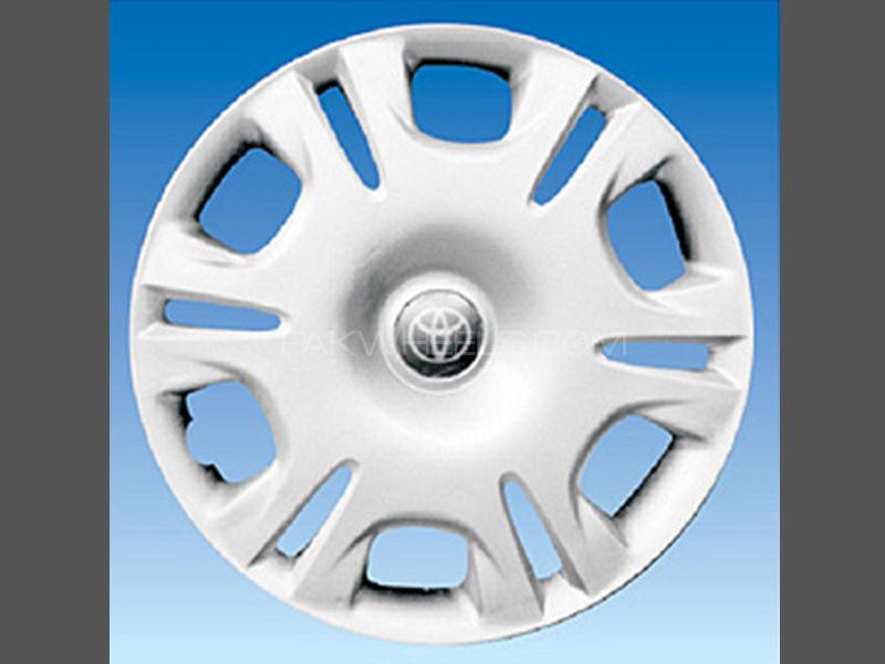 "Biturbo Toyota Wheel Covers 14"" - BT-2014 Image-1"