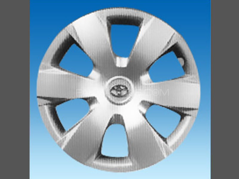 "Biturbo Toyota Wheel Covers 16"" - BT-2015 Image-1"