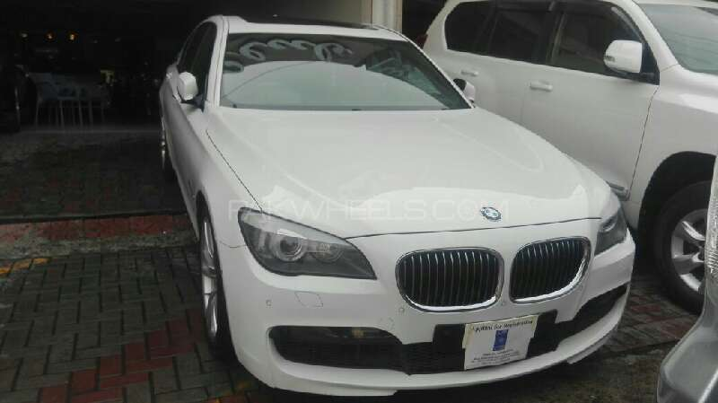 BMW 7 Series 750Li 2010 Image-1
