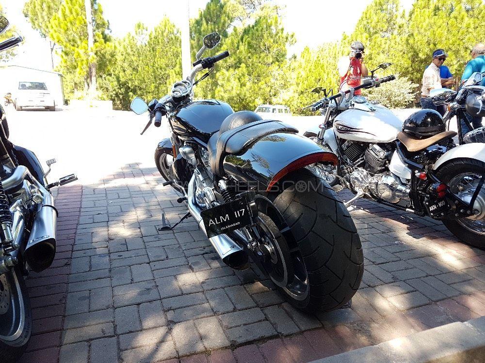 Harley Davidson V-Rod Muscle 2011 Image-1