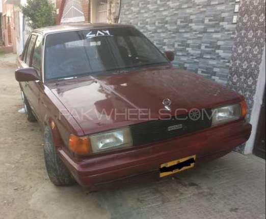 Nissan Sunny LX 1990 Image-1