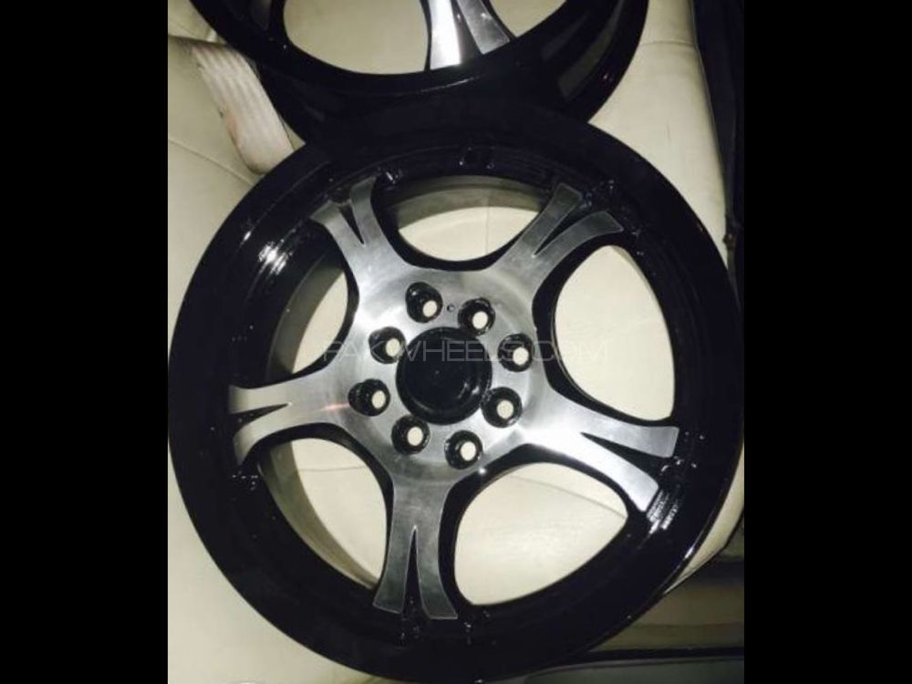 15 inch Light Weight Rims Image-1