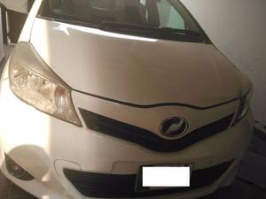 Toyota Vitz F 1.0 2011 for Sale in Lahore