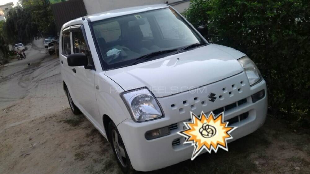 Suzuki Alto EII 2007 Image-1