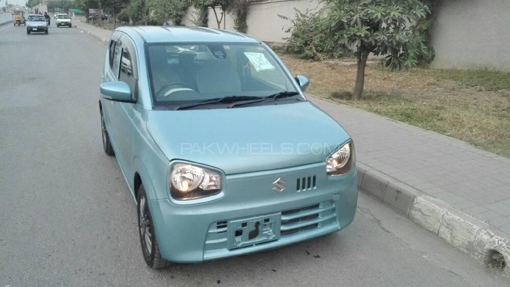Suzuki Alto X 2015 Image-1