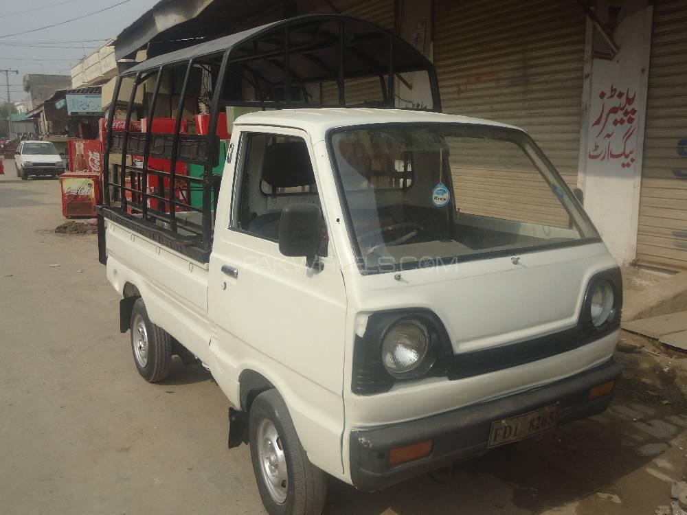 Suzuki Ravi 1988 Image-1