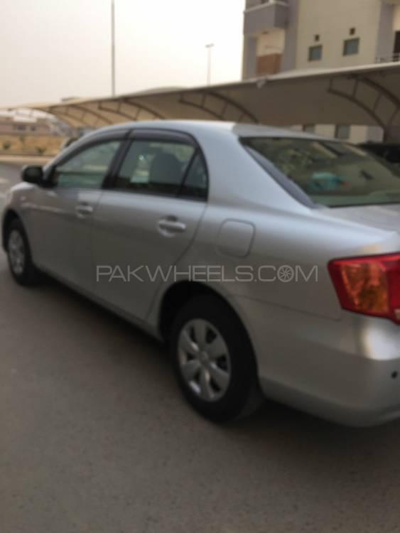 Toyota Corolla Axio 2007 Image-1