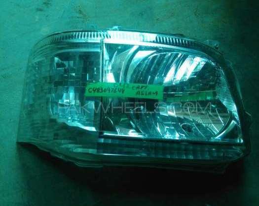 Cars head lights Image-1