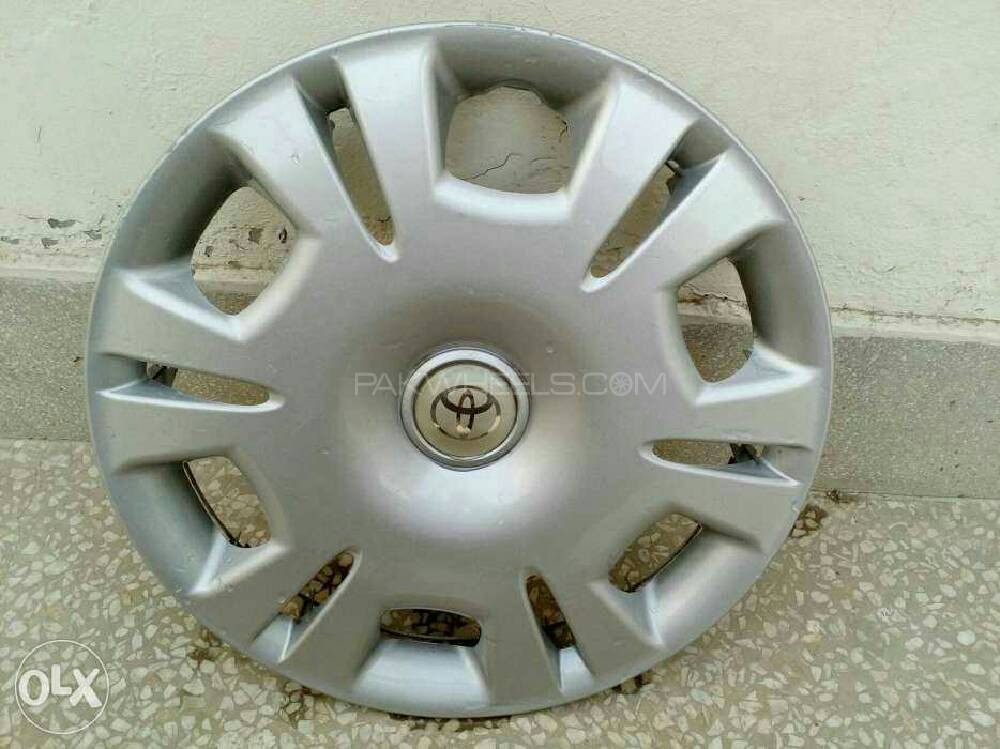 "Genuine Wheel Cups 14"" (Toyota) Image-1"