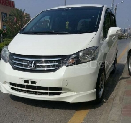 Honda Freed 2008 Image-1