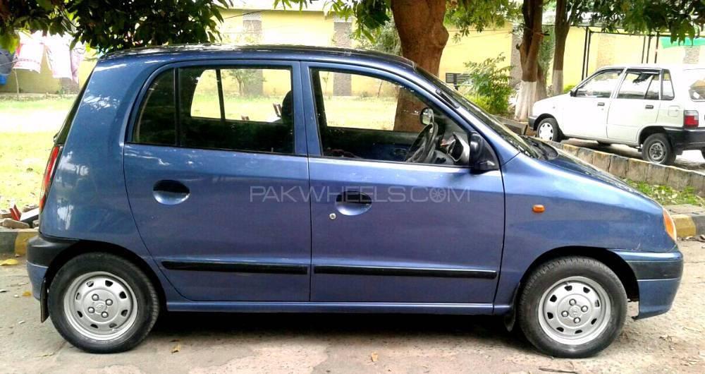 Hyundai Santro Exec 2009 Image-1