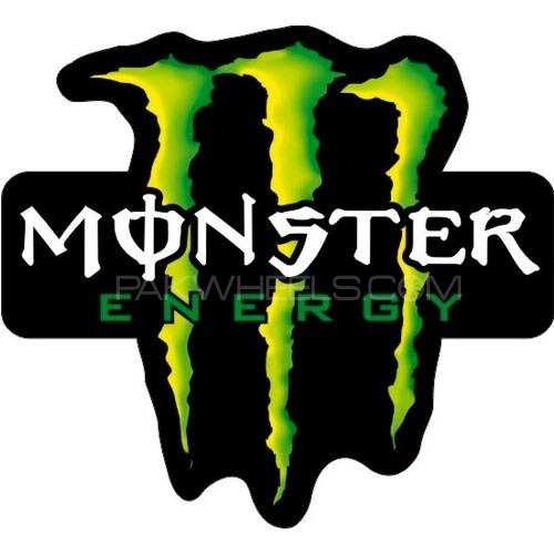 Monster glowing lights Image-1