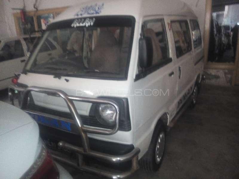 Suzuki Bolan VX 2006 Image-1