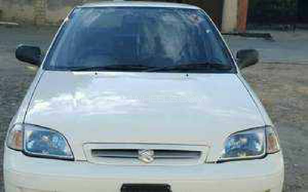 Suzuki Cultus VXR (CNG) 2005 Image-1