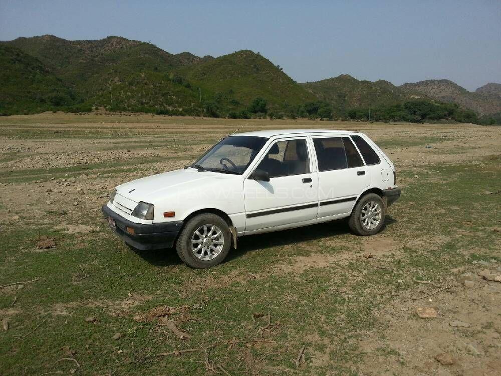 Suzuki Khyber Plus 1995 Image-1