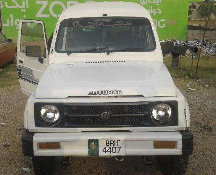 Suzuki Potohar Basegrade 2001 Image-1