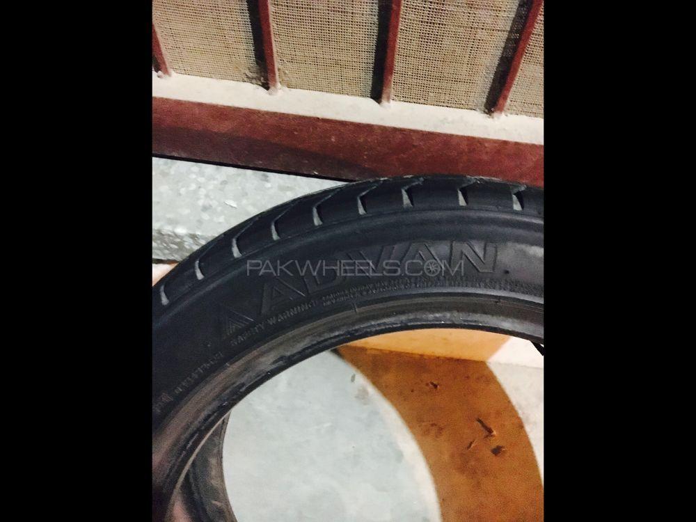 Yokohama Advan Tyres Image-1