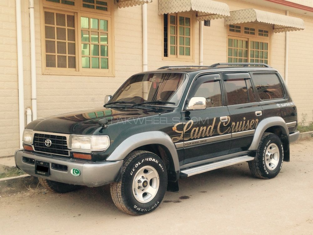 toyota land cruiser vx 4 2d 1993 for sale in islamabad. Black Bedroom Furniture Sets. Home Design Ideas