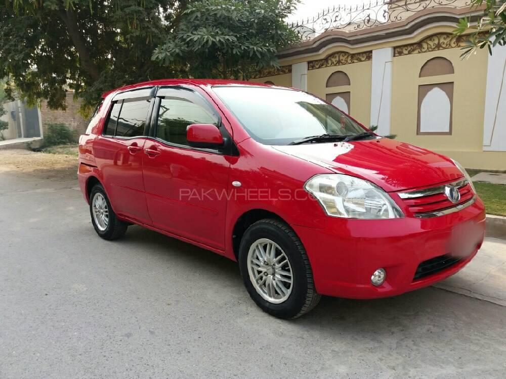 Toyota Raum 2007 Image-1